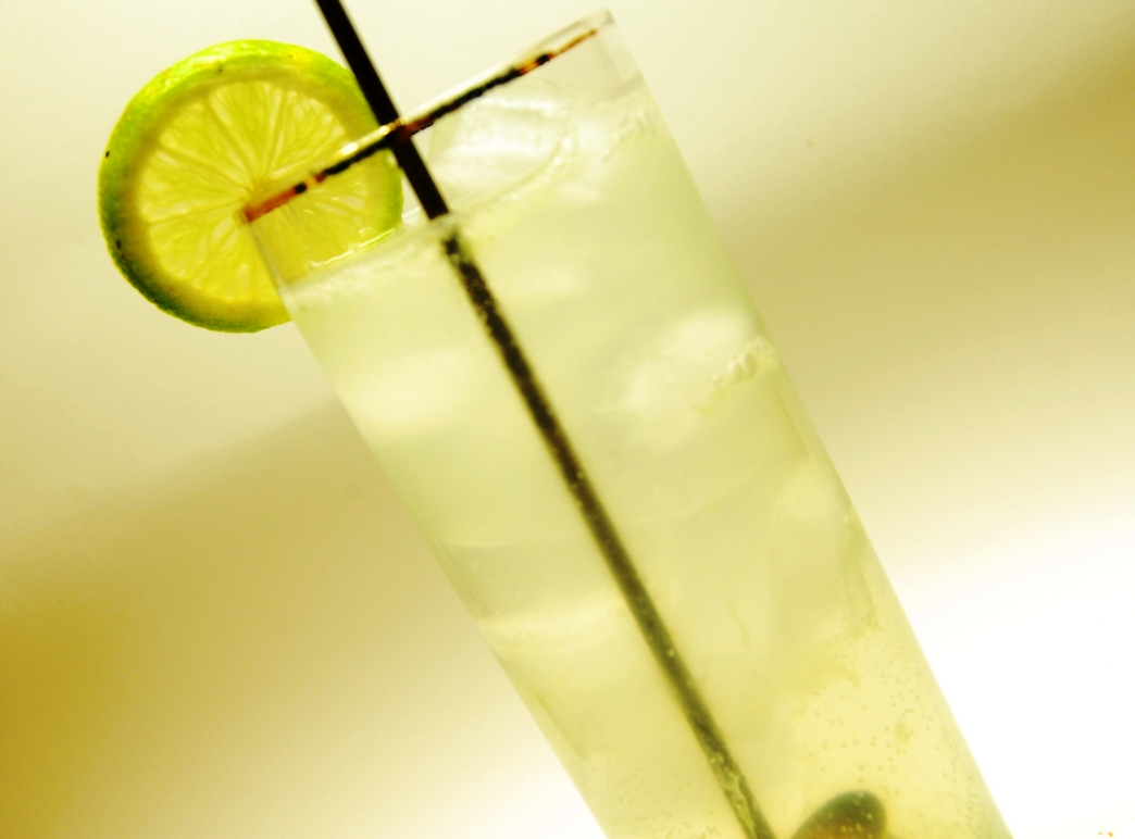 The Gin Rickey